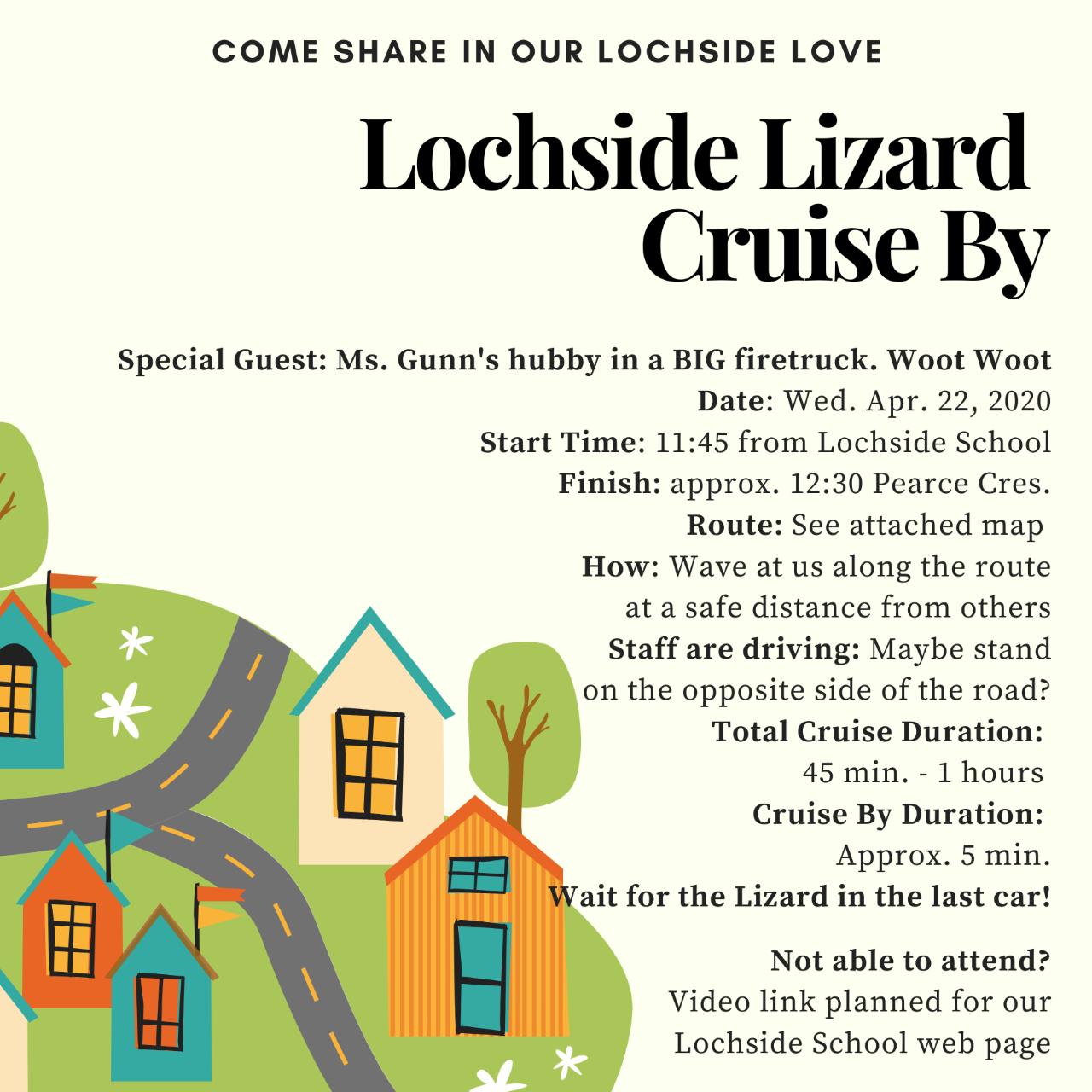 cruise by invite